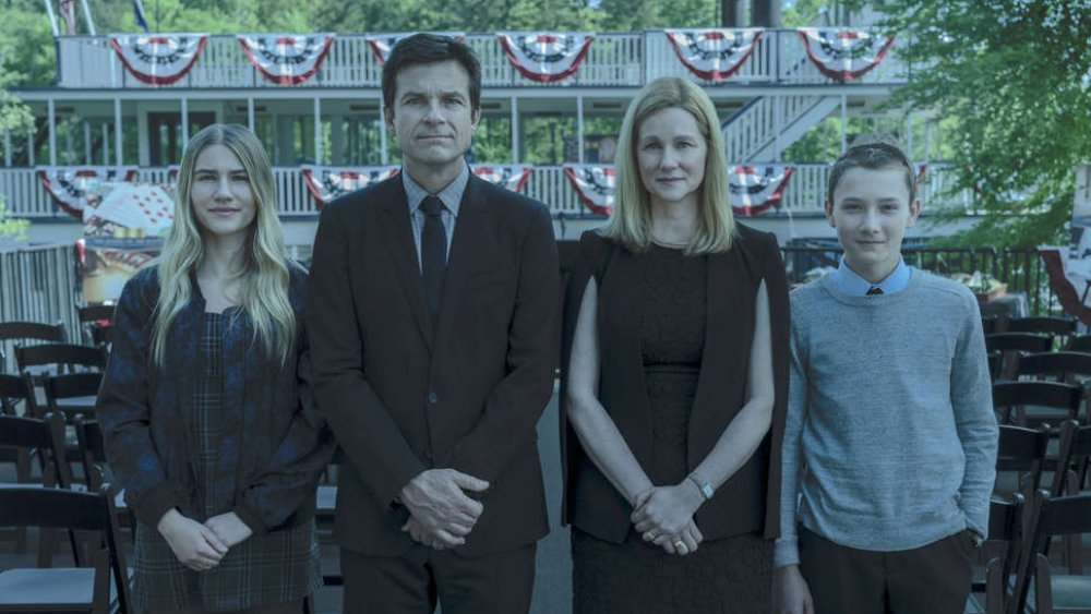 Members of the family from the tv show Ozark